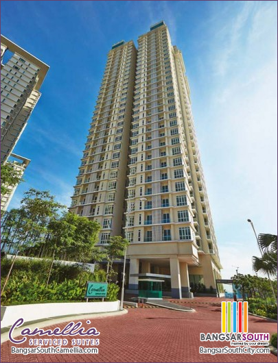 Bangsar South Camellia Serviced Residences