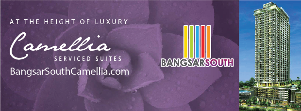 Bangsar South City Camellia Serviced Suites