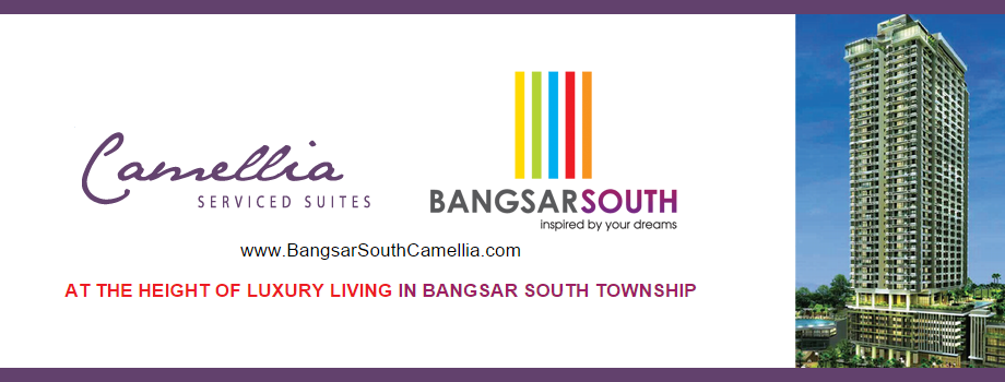 Bangsar South Camellia Service Suites
