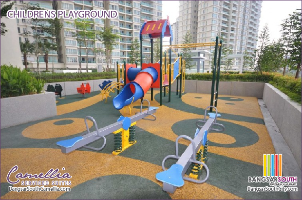 Camellia Serviced Suites Facilities Childrens Playground